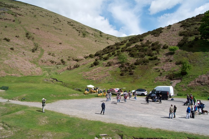 The Setting ~ Carding Mill Valley
